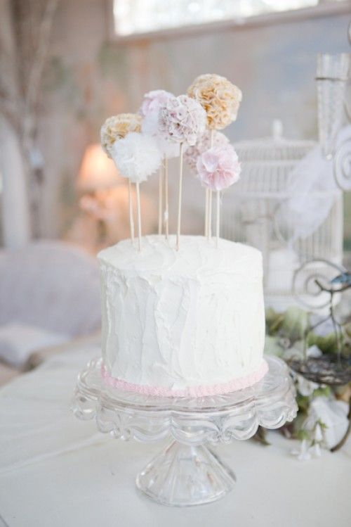 .paper cake toppers