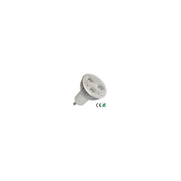 3W GU10 LED Light Bulbs with excellent performance.