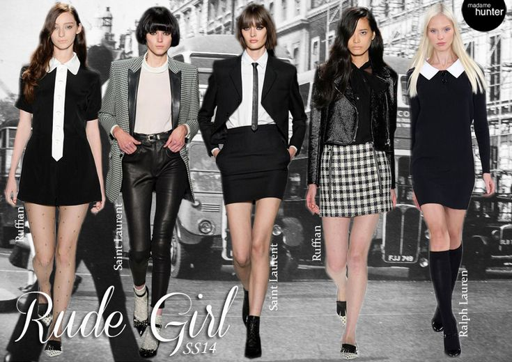 50 Best Images About Rude Girl Styles On Pinterest Polos