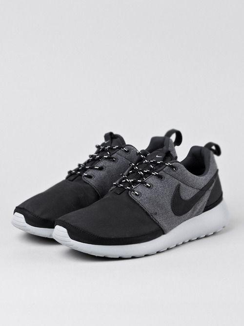 Nike Roshe Courir Triple Prix Noir Iphone Philippines