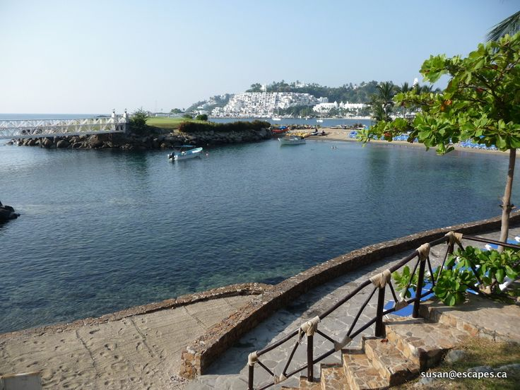 the bay, perfect for swimming and snorkelling