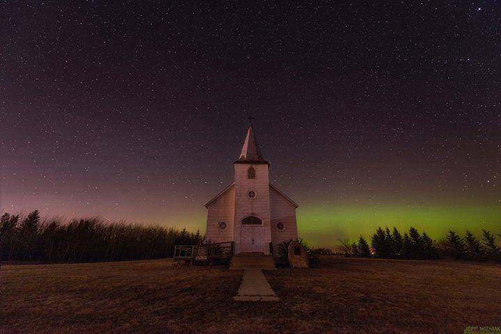 East of Saskatoon. Photo by Jeff. Thanks Jeff,it's gorgeous!!!