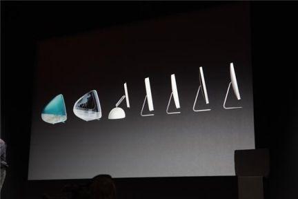La evolución del iMac a través de los tiempos