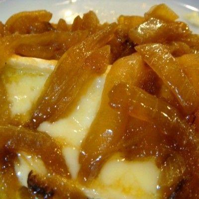 Receta Cebolla Caramelizada (Thermomix)