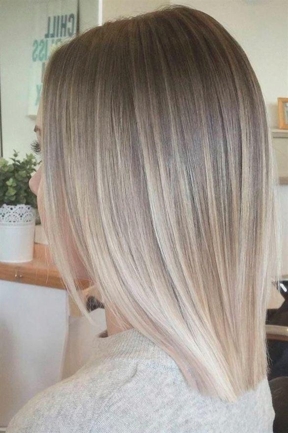 27 Blonde Ombre Hair Colors To Try Haar Frisur Und Haar