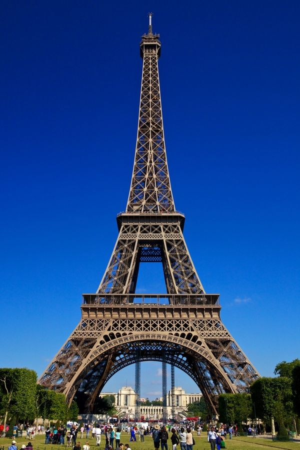 #38: Eiffel Tower, Paris, France. My favourite city in the world...