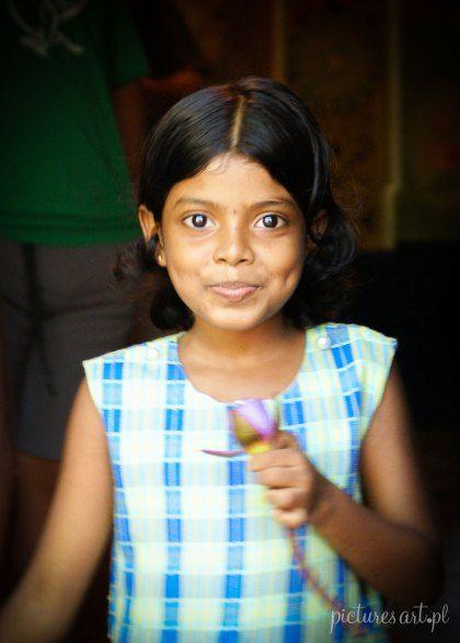 Dziewczynka ze Sri-Lanki 01