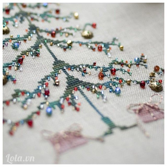 If only I had the patience for counted cross stitch! These are all beautiful on this site!