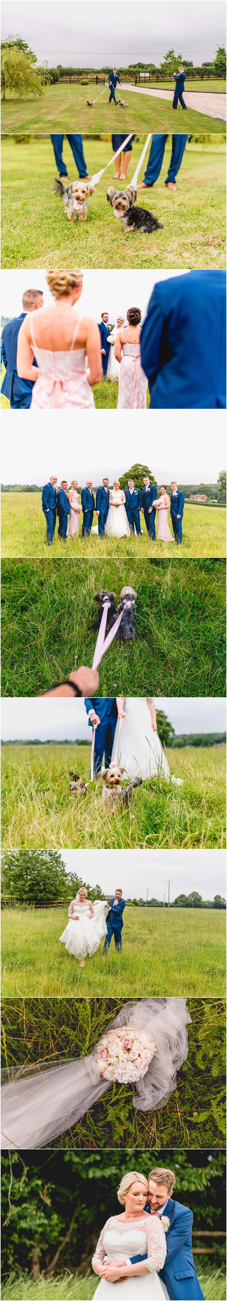 Curradine Barns Wedding Photos by Lisa Carpenter