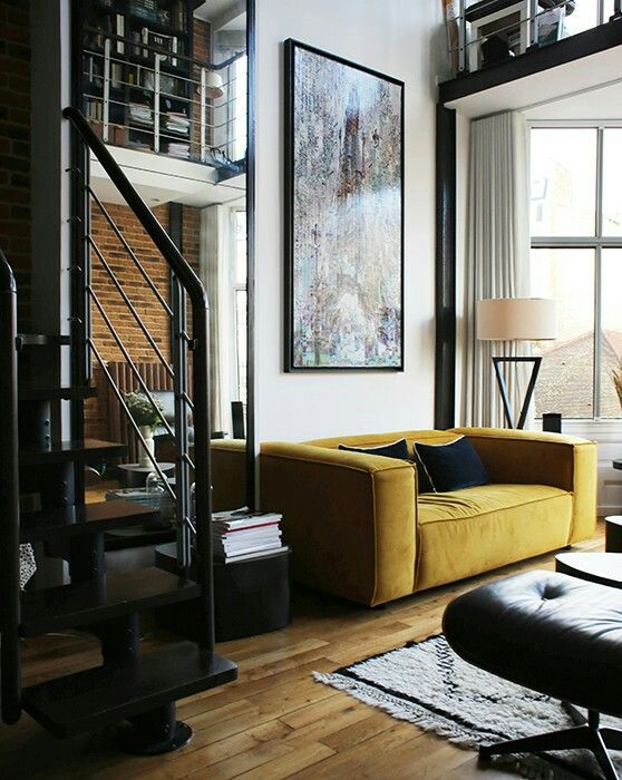 Apartment Ideas, Industrial Style, Modern Classic Interior, Salon Cosy,  Style Deco, Nordic Interior Design, Living Room Inspiration, Belgium,  Armchairs