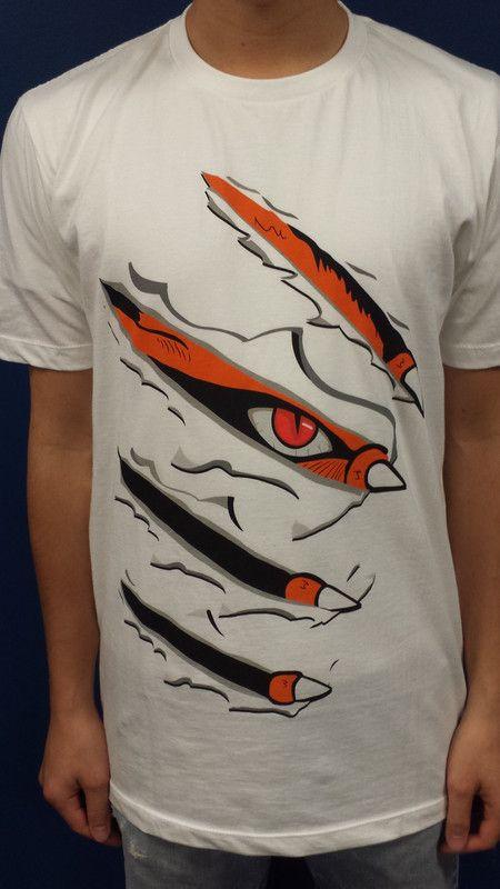 Crunchyroll - Store - Naruto T-shirt: Beast Within (Crunchyroll Exclusive!!)