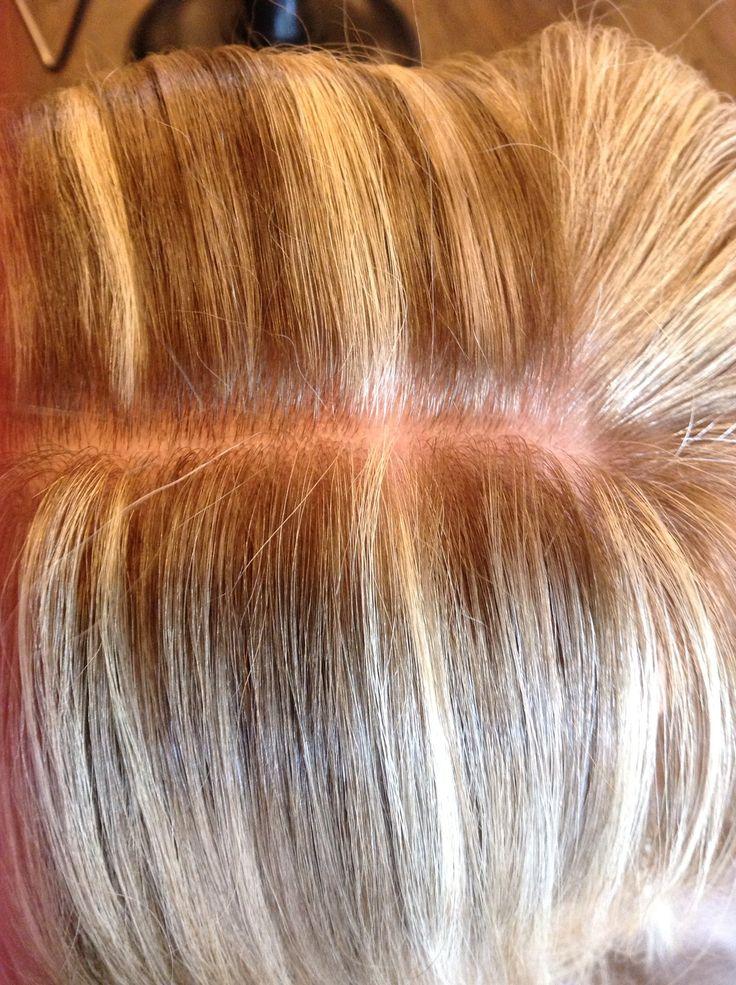 28 Pix For Gt Gray Hair Highlights Lowlights Gray Hair
