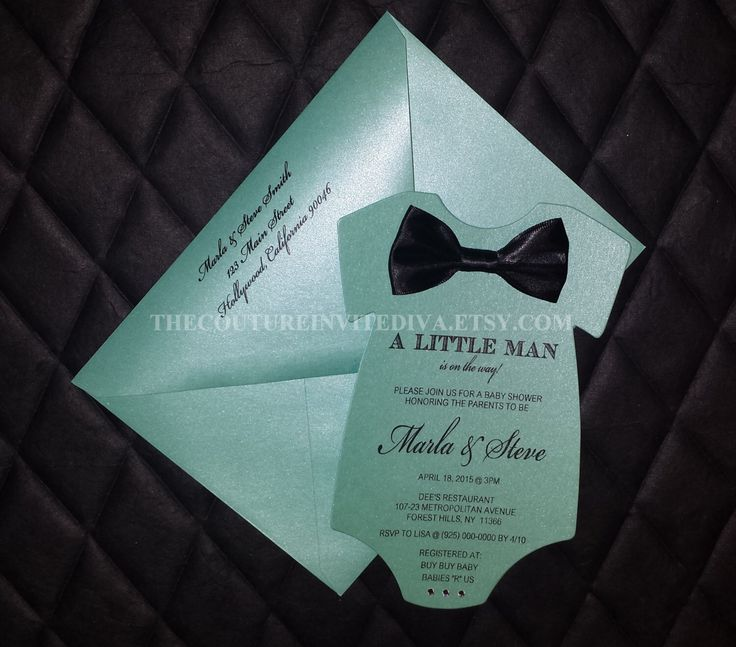 Little Man Baby Shower Invitation, Bow Tie Baby Shower Invite, It's a Boy Baby Shower, Baby Shower Invite, Onesie Invite by TheCoutureInviteDiva on Etsy https://www.etsy.com/listing/220945084/little-man-baby-shower-invitation-bow