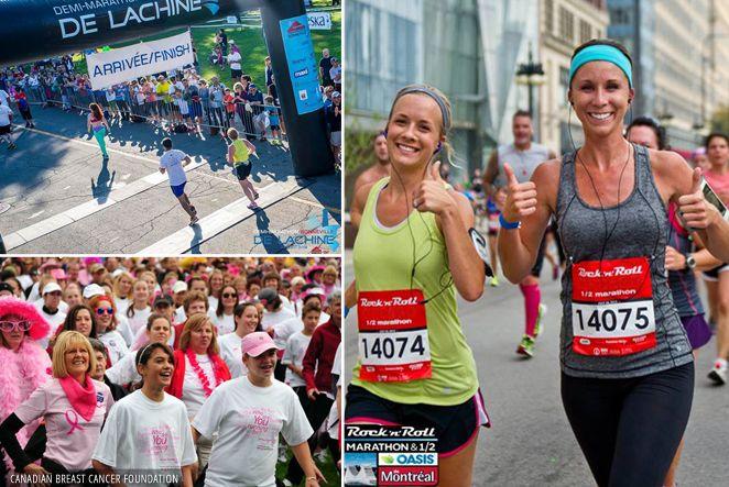 Montreal: 2014 Marathons & Half Marathons