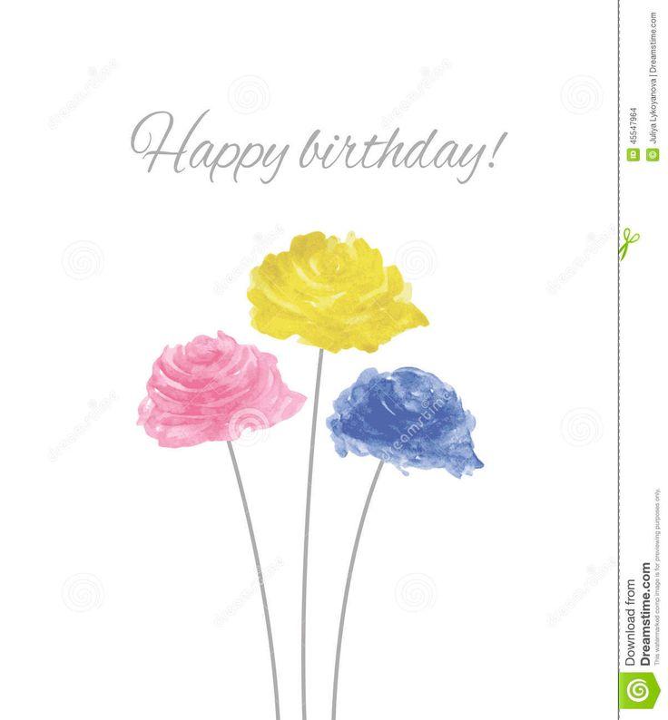 22 besten Happy Birthday! Bilder auf Pinterest | Geburtstage ...