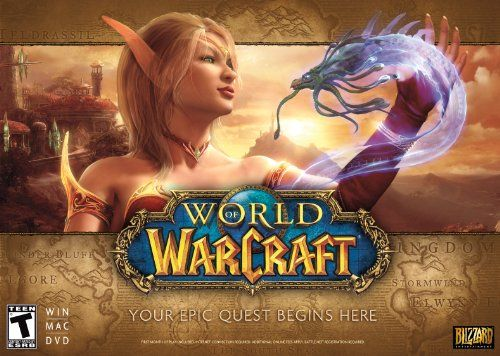 World Of Warcraft - Pc/Mac, 2015 Amazon Top Rated Games #VideoGames