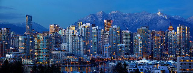 Tonight in Vancouver: The World's Most Livable City by [travelfox], via Flickr