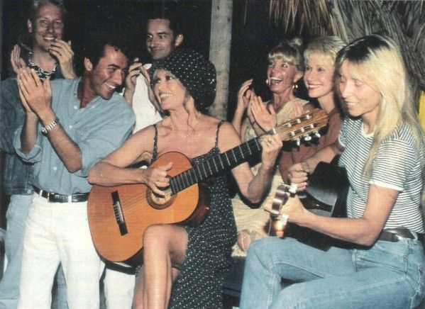 23 juillet 1995 - Brigitte Bardot et François Bagnaud