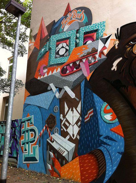 Street Art - Low Bros