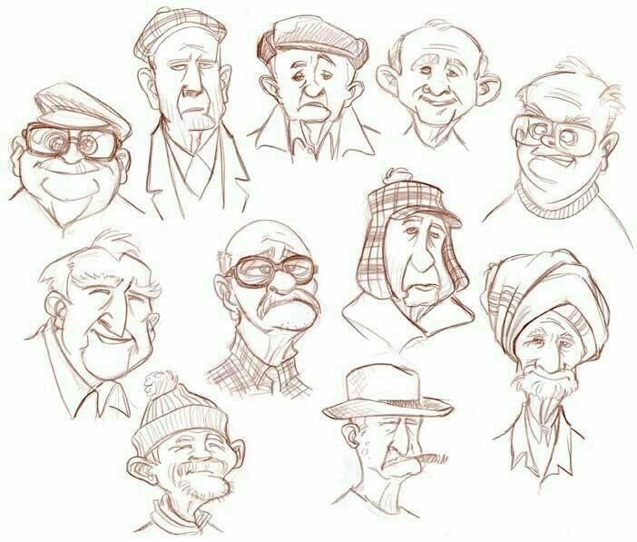 How To Start A Drawing 5 Methods For Rookies Here Is The Hardest Part Var You Have A Very Bright Idea Character Drawing Cartoon Drawings Character Sketches