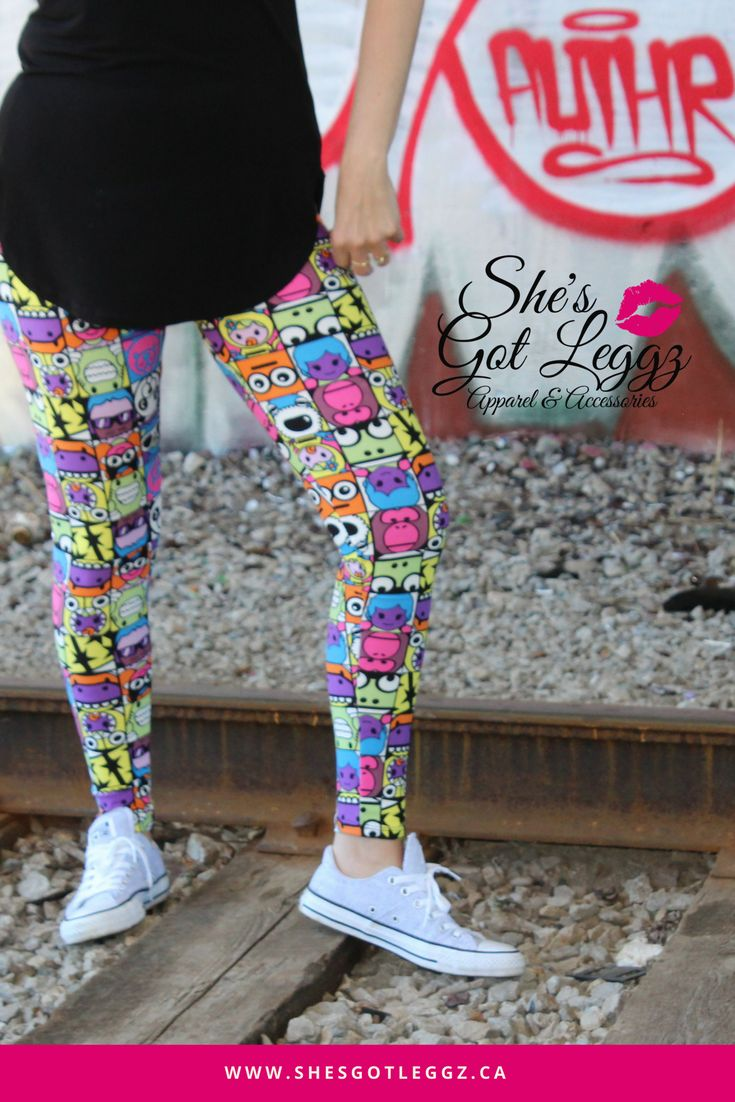 Our leggings are simply amazing!