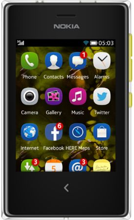 Come inserire la SIM e la scheda di memoria su Nokia Asha 503 e Asha 502
