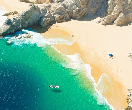 The top 5 beaches in Los Cabos, Mexico