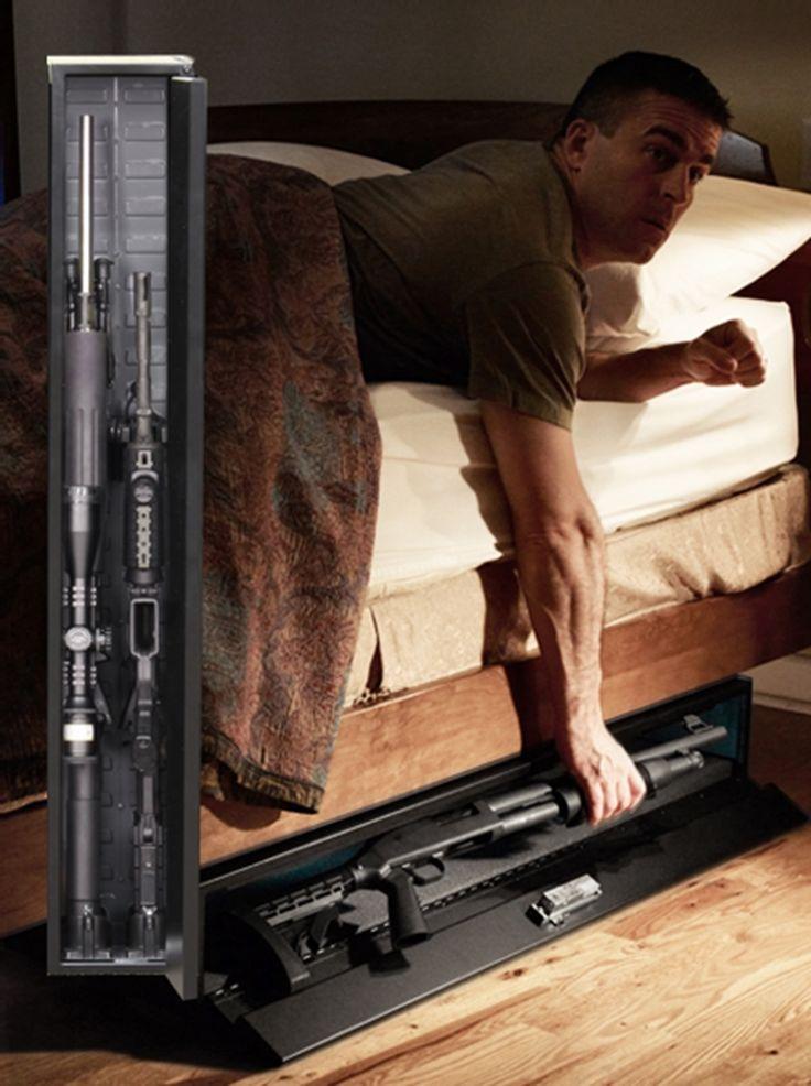 under bed gun safes reviews