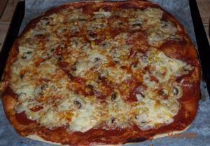 Pravá italská pizza pro každého Recepty.cz - On-line kuchařka