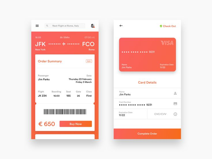 Daily ui  004   booking app 2x