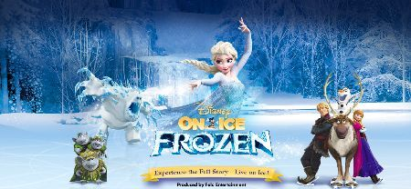 DISNEY On Ice - FROZEN theatre tickets - O2 Enter a fantastical winter wonderland beyond your imagination when Disney On Ice presents Frozen - now a full length production live on ice and coming to a city near you. Join Anna and Elsa, Olaf, Kri http://www.MightGet.com/january-2017-12/disney-on-ice--frozen-theatre-tickets--o2.asp