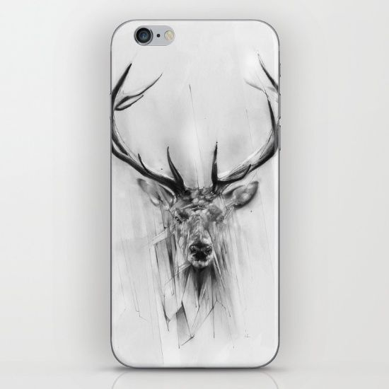 Buy Red Deer iPhone & iPod Skin by Alexis Marcou. Worldwide shipping available at Society6.com. Just one of millions of high quality products available.