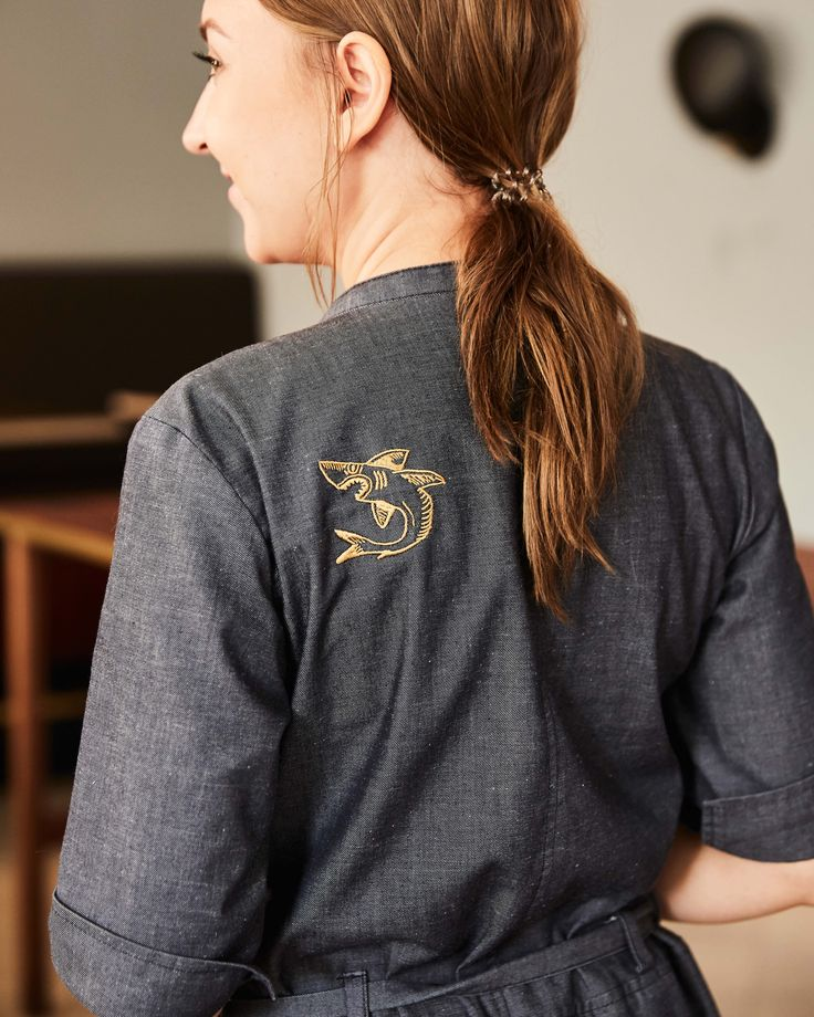 Roster Bar & Restaurant by Bond, Finland. #branding #uniforms