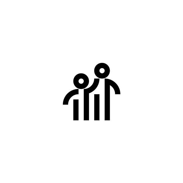 Orphan Care by Abdullah Kenani @aakenani - ➡️ LOGOINSPIRATION.NET - Want to be featured next? Follow us and tag #logoinspirations in your post