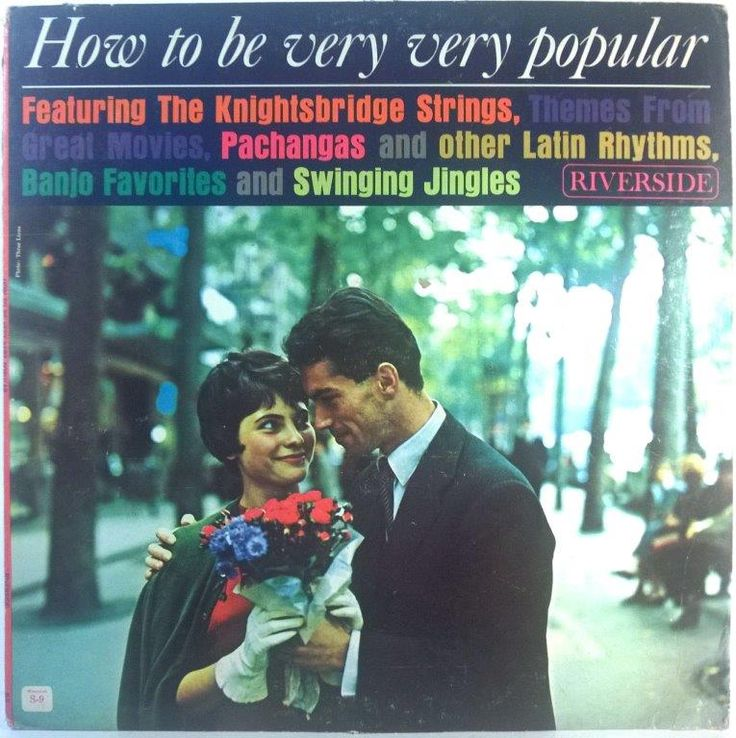 Various - How To Be Very Very Popular