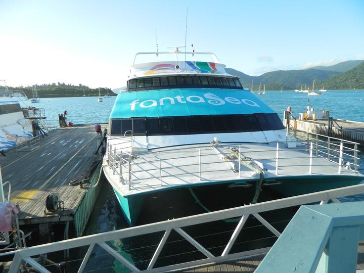 Ferry Whitsundays