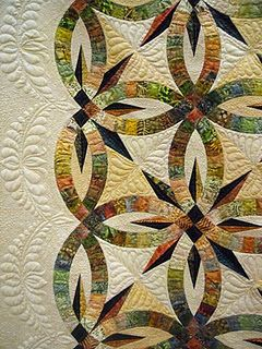 Oh! My...my...my...look at that quilting