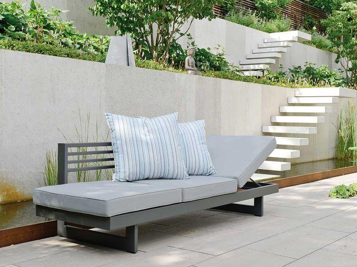 Gartenbank modern grau  Fixias.com | Gartenbank Modern Grau_111139 ~ Eine interessante ...