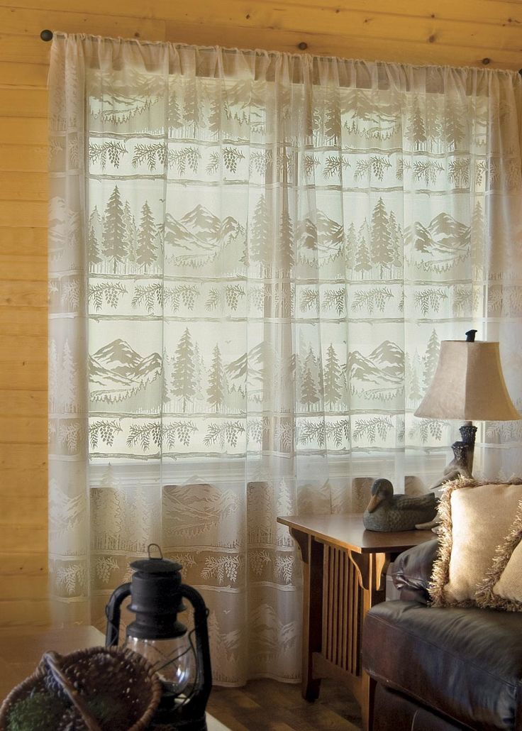 Pine Ridge Panel By Heritage Lace Perfect Addition To