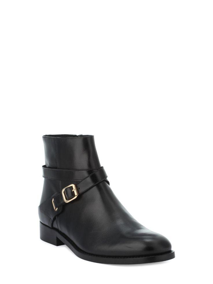 Low-boots Ezemi Noir