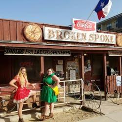 Broken Spoke - Austin, TX. The best honky tonkin', two-steppin', chicken fried steakin' around.