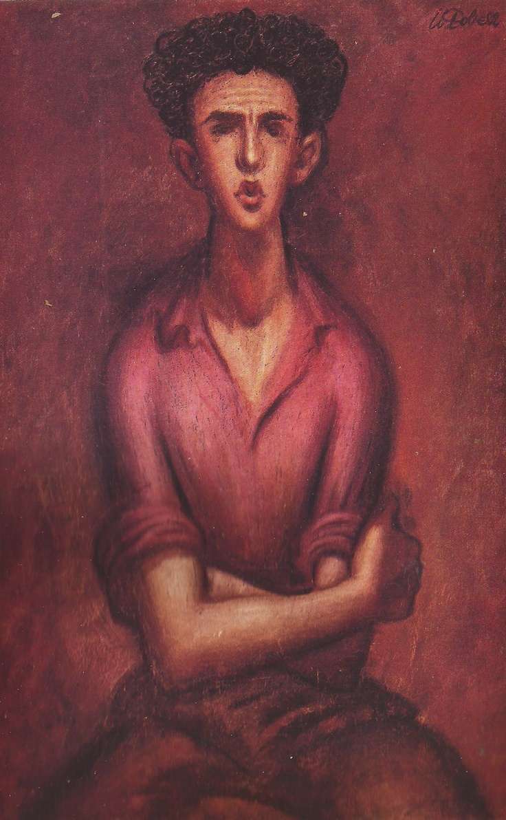 The Student by Sir William Dobell 1941