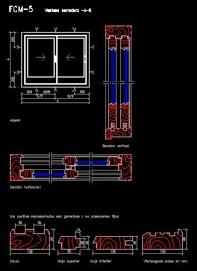 Doors and windows windows projets essayer pinterest for Sliding glass doors cad