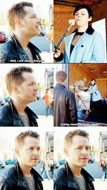 JOSH AND GINNY ARE THE REALEST THING - Does anybody have the video link for this please? #OUATcast #Snowing