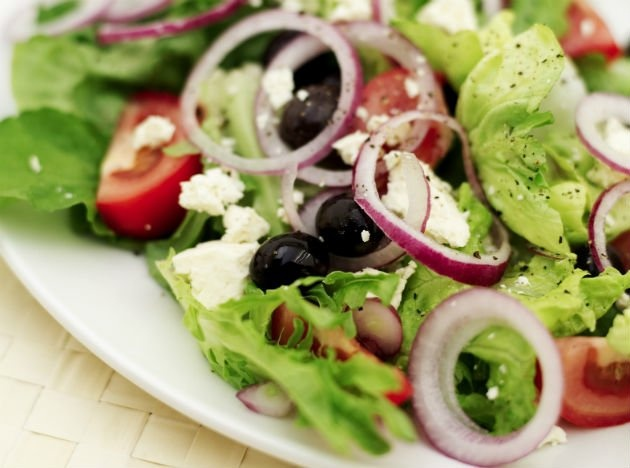 GREEN TOSSED on Pinterest | Mixed green salads, Salads and Vinaigrette ...