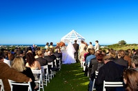 The St Francis Links Golf Estate and Wedding Venue in St Francis Bay.