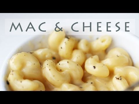 Easy Stove-top Mac And Cheese Recipe - Eugenie Kitchen