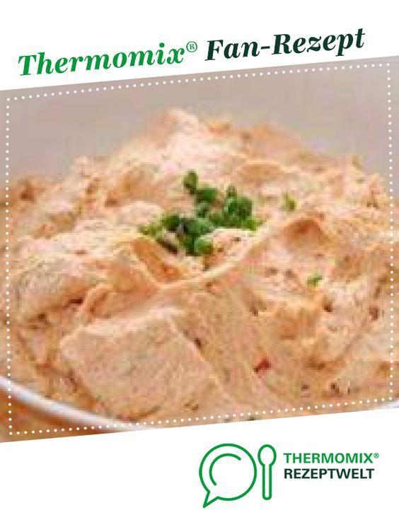 Paprika-Dip mit Knoblauch von fam.al.bau. Ein Thermomix ® Rezept aus der Kategorie Saucen/Dips/Brotaufstriche auf www.rezeptwelt.de, der Thermomix ® Community.