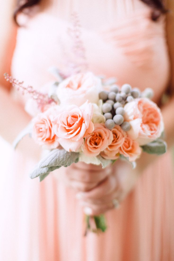Pretty pink bouquet | Photography: Hunter Ryan Photo - hunterryanphoto.com  Read More: http://www.stylemepretty.com/southeast-weddings/2014/04/28/romantic-southern-affair-in-fort-myers/