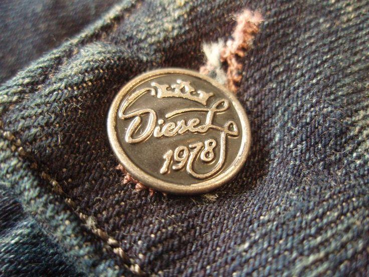 #diesel #button